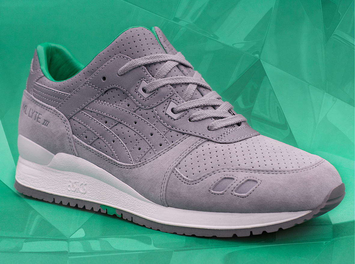 43c74690268 ... closeout the size x asics tiger gel lyte iii tsavorite 115 will release  this friday march