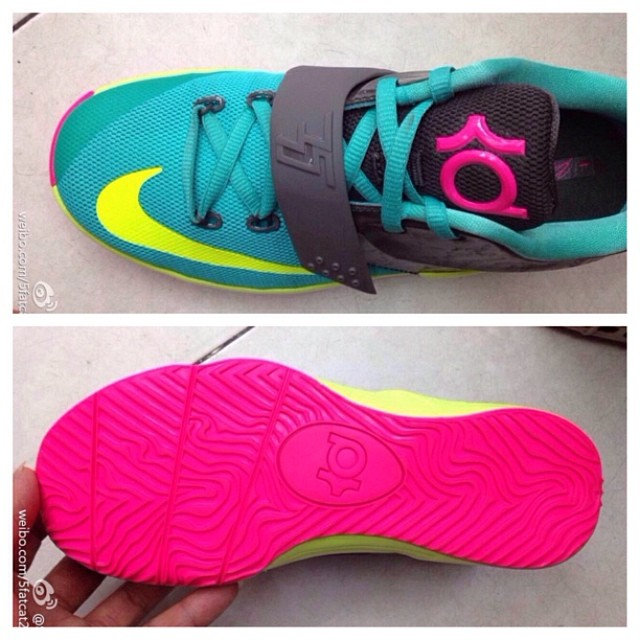 timeless design eb5c4 c6dd9 Early Information on the Nike KD 7 | Sole Collector