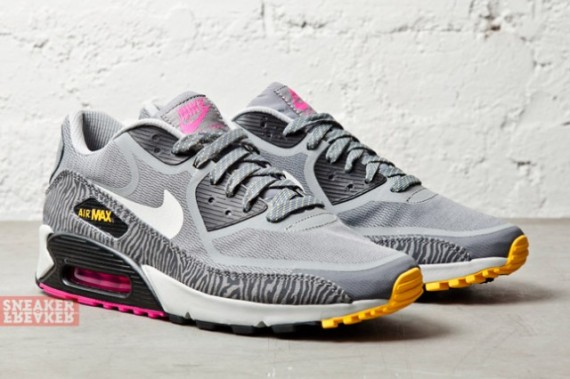 air max 90 prm tape zebra