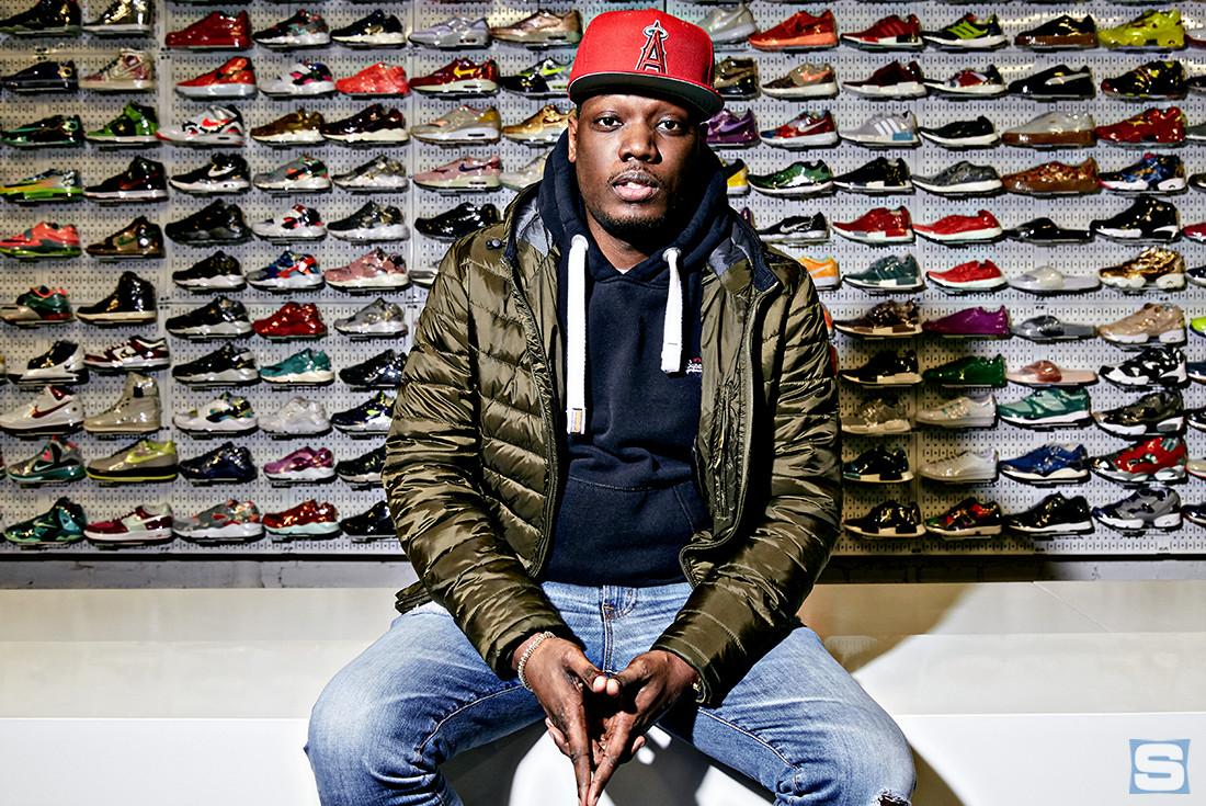 Michael Che Sneakers