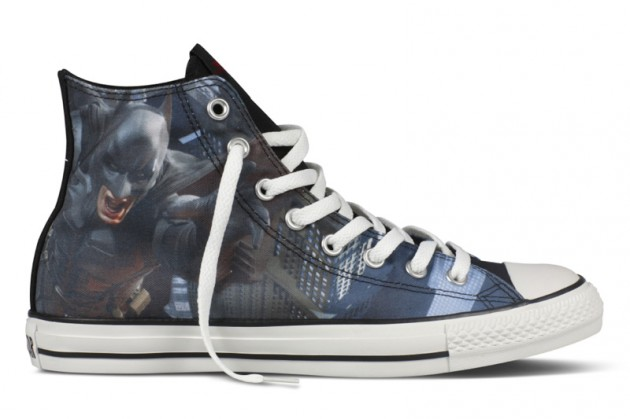 f290368dfa40 Both shoes in the Converse x DC