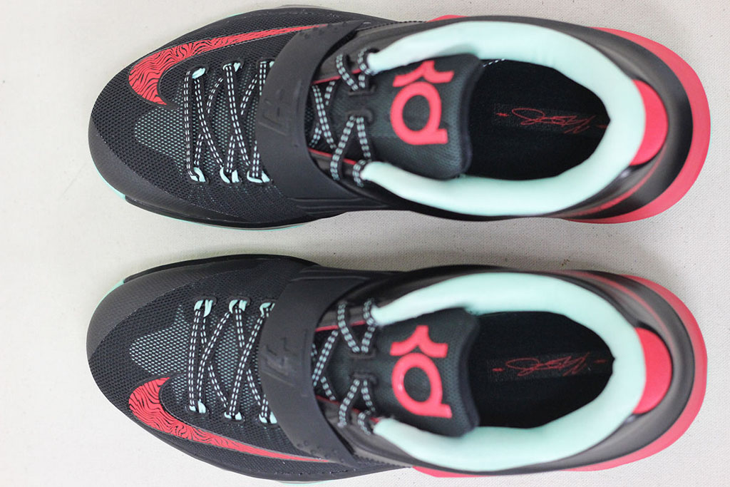 5857524664f Nike KD VII 7 Bad Apple 653996-063 (5)