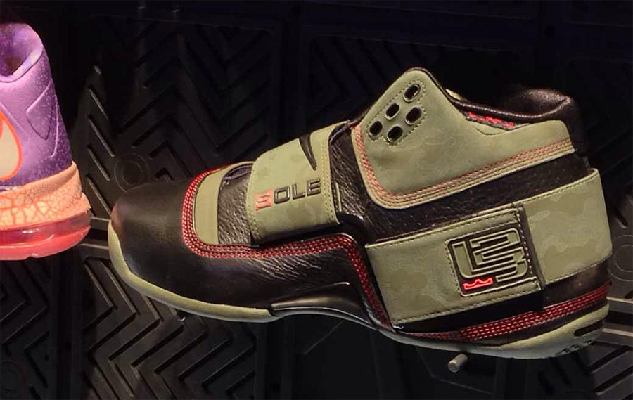 Permalink to Lebron First Shoe