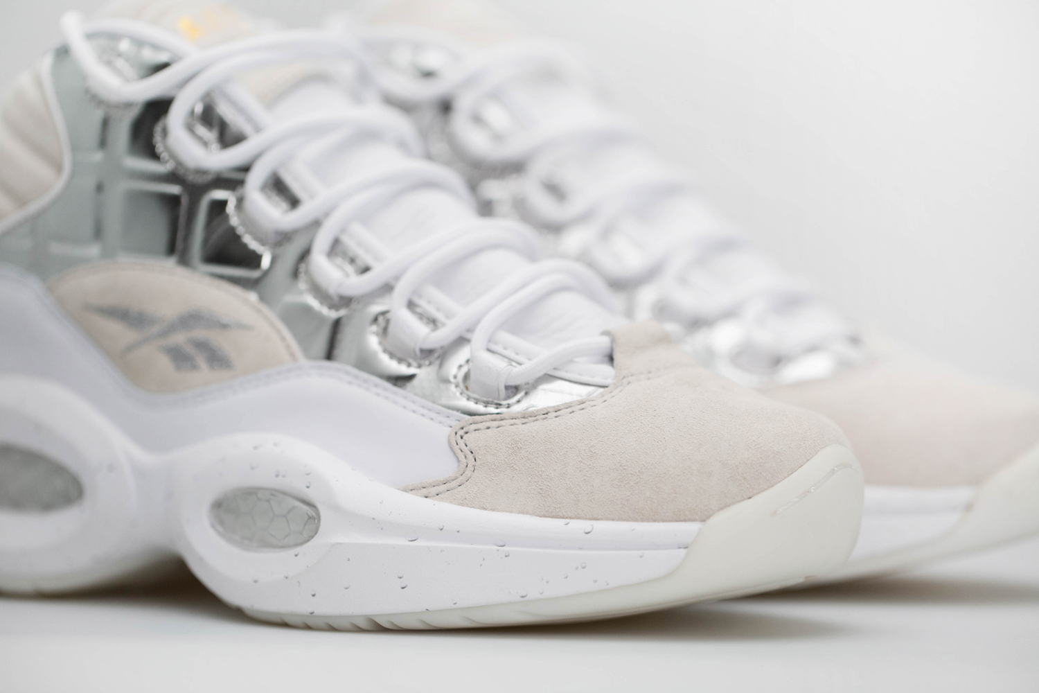 Bait Reebok Question Ice Cold Detail