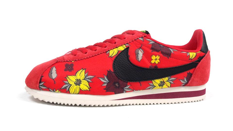Nike Cortez Red Aloha