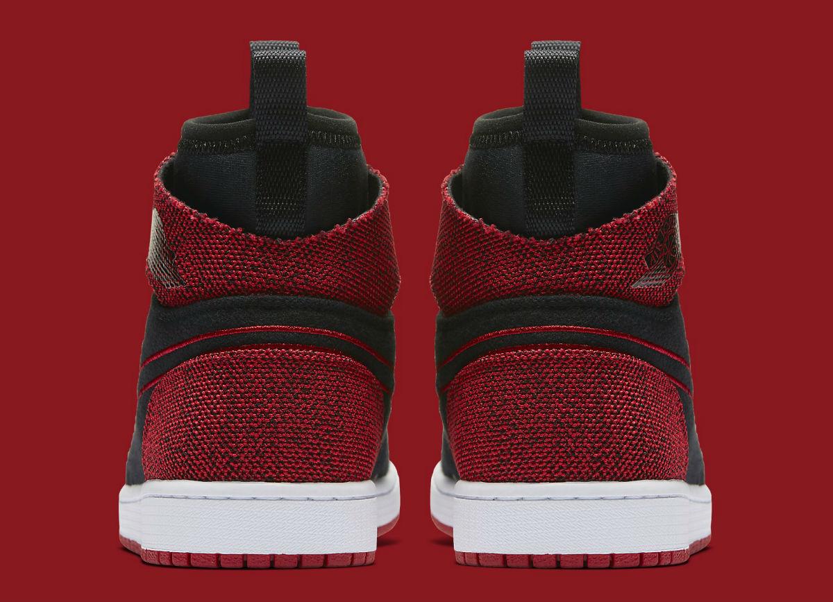Air Jordan 1 Ultra High Banned Release Date Heel 844700-001