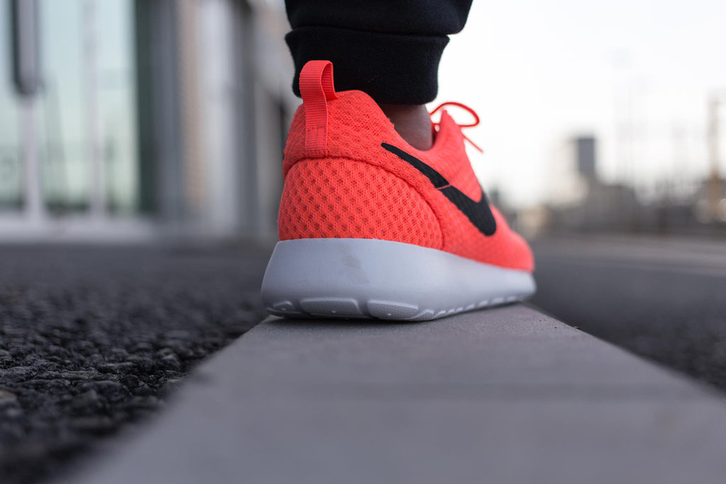 buy popular 9a348 42f18 The Nike Roshe Run Breeze Also Goes Hot Lava for Summer   Sole Collector