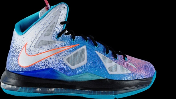 Nike LeBron X Re-Entry