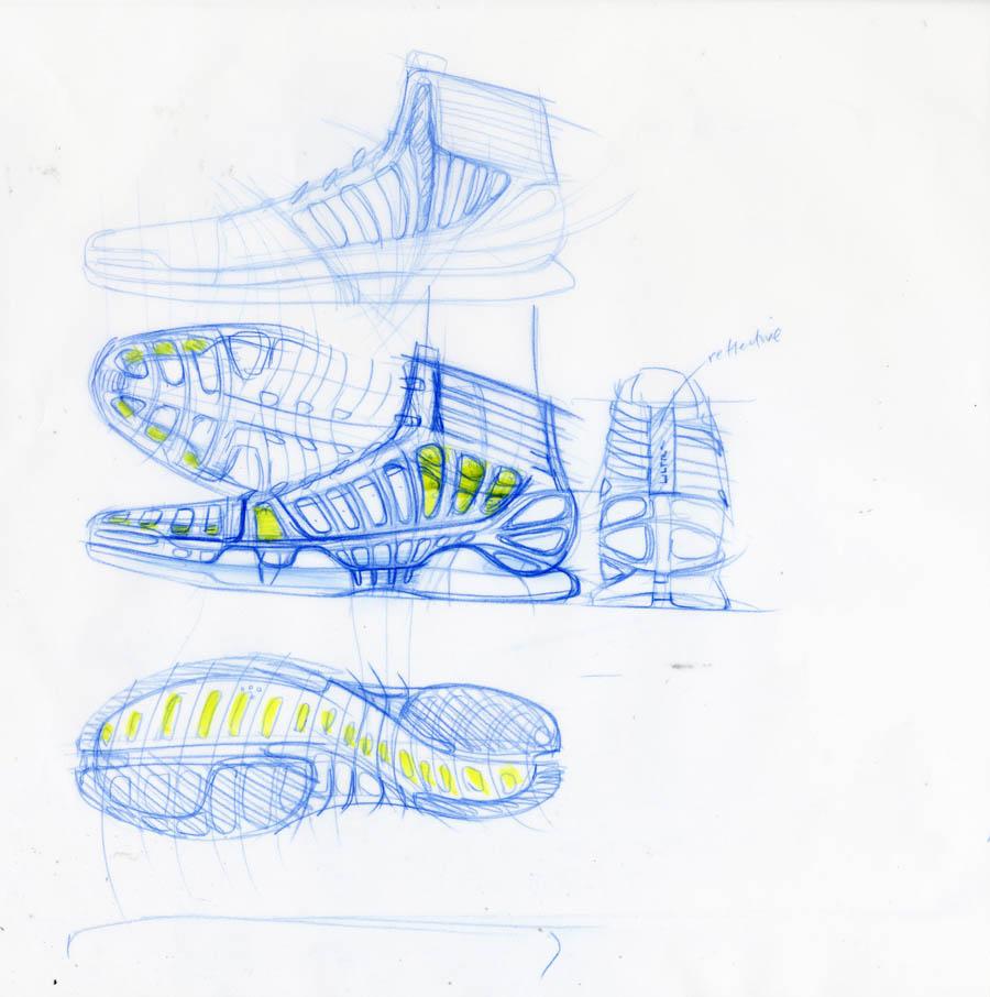 Adidas Unveils The Adizero Crazy Light The Lightest Shoe