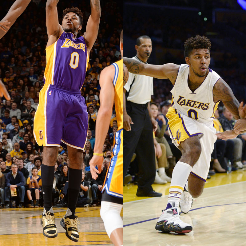 #SoleWatch NBA Power Ranking for November 29: Nick Young