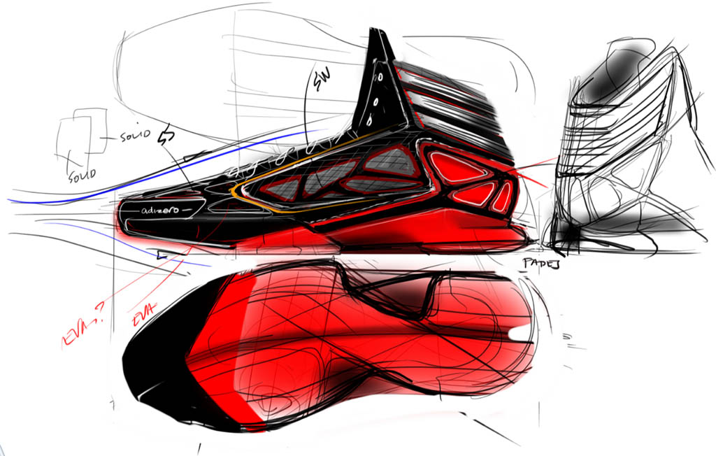 adidas adiZero Crazy Light 2 Sketch (15)
