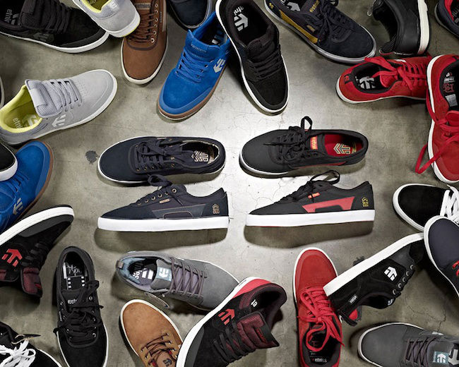 etnies Earn Your Stripe