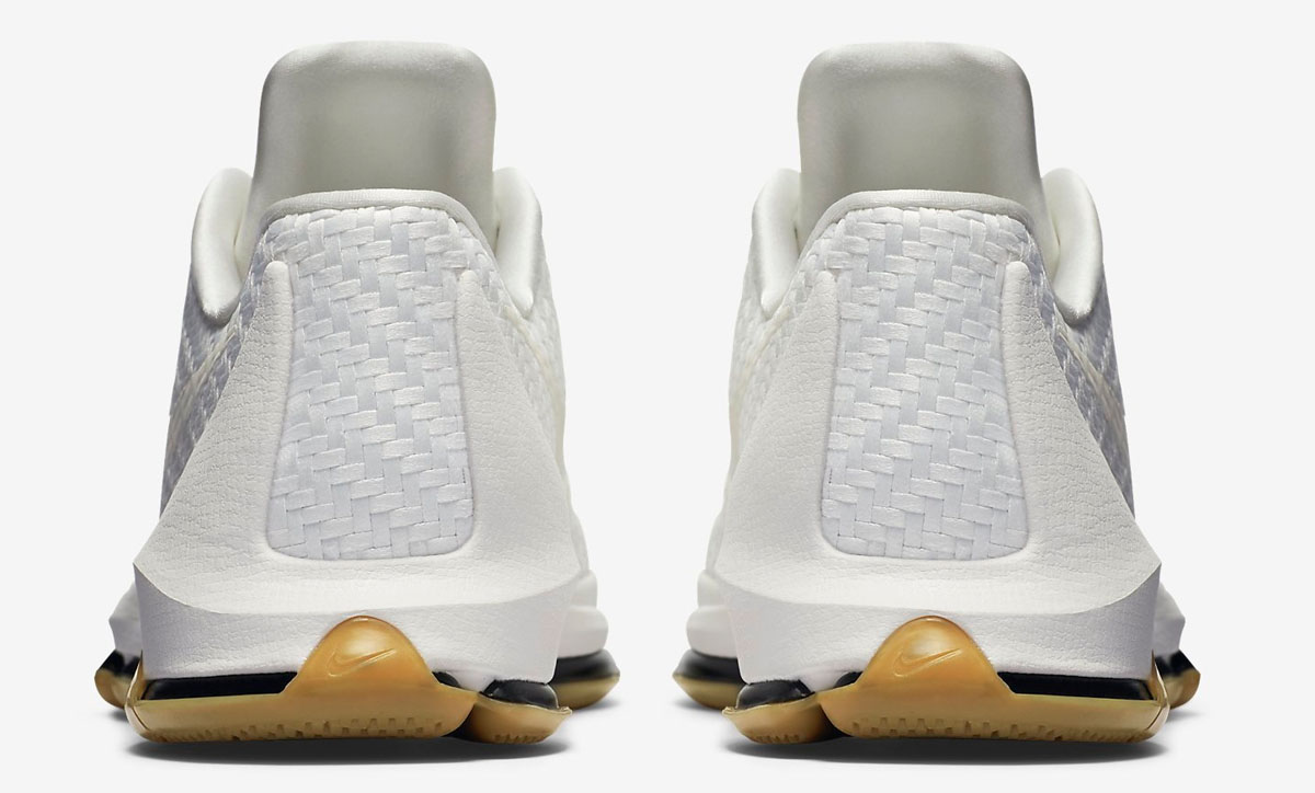separation shoes b0b0d 55b6c Nike KD 8 EXT White Woven 806393-100 (6)