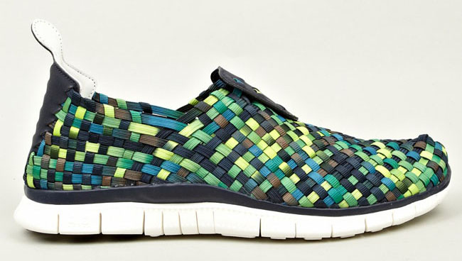 ... After recently seeing a Carmine / Daring Red colorway of the Free Woven  4.0, now NIKE FREE WOVEN ...