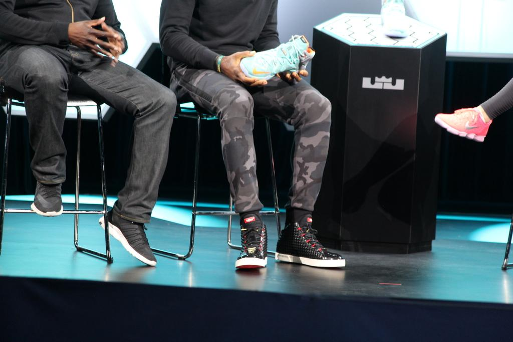 Nike LeBron XII 12 Launch Event (26)
