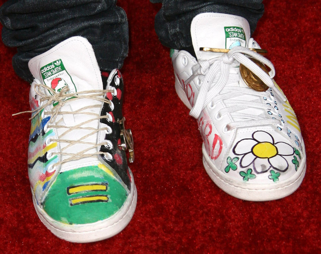 3a892356a4adb Pharrell Comments on adidas Collaboration