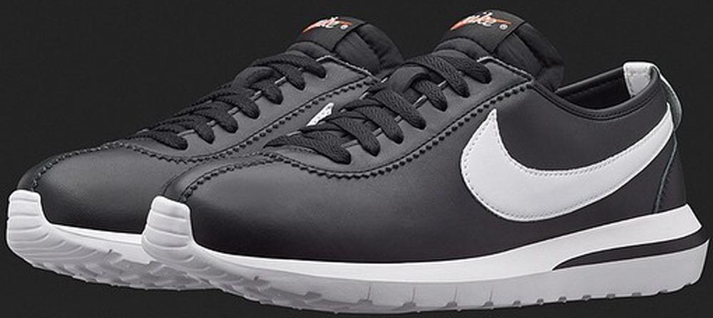 Nike Roshe One Cortez Black/White