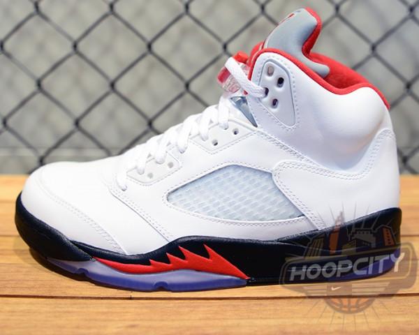 Air Jordan 5 Retro - Fire Red | Sole Collector