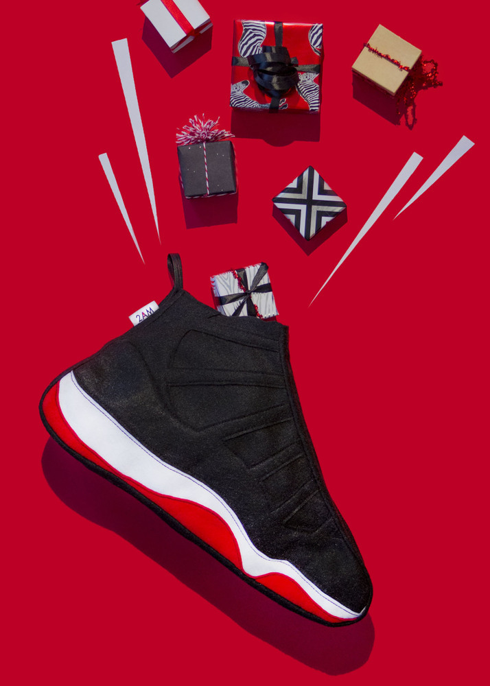 Air Jordan Christmas Stockings Just in Time for the Holidays ...