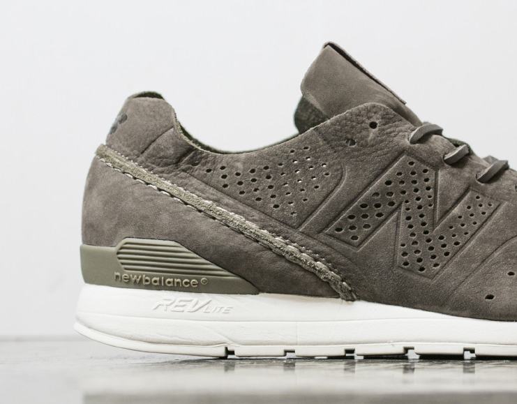 New Balance Lightens Up the 696 for the Deconstructed