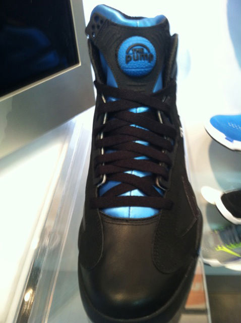 Reebok Shaq Attaq Black Blue (2)