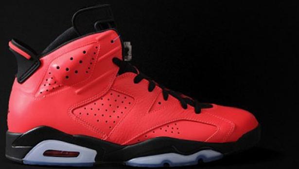 Air Jordan 6 Retro Infrared 23/Black-Infrared 23