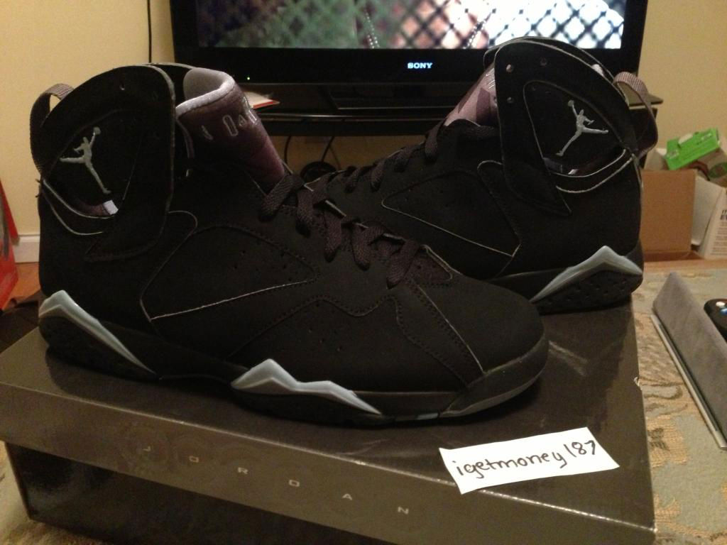 Spotlight // Pickups of the Week 9.1.13 - Air Jordan VII 7 Retro Chambray by igetmoney187