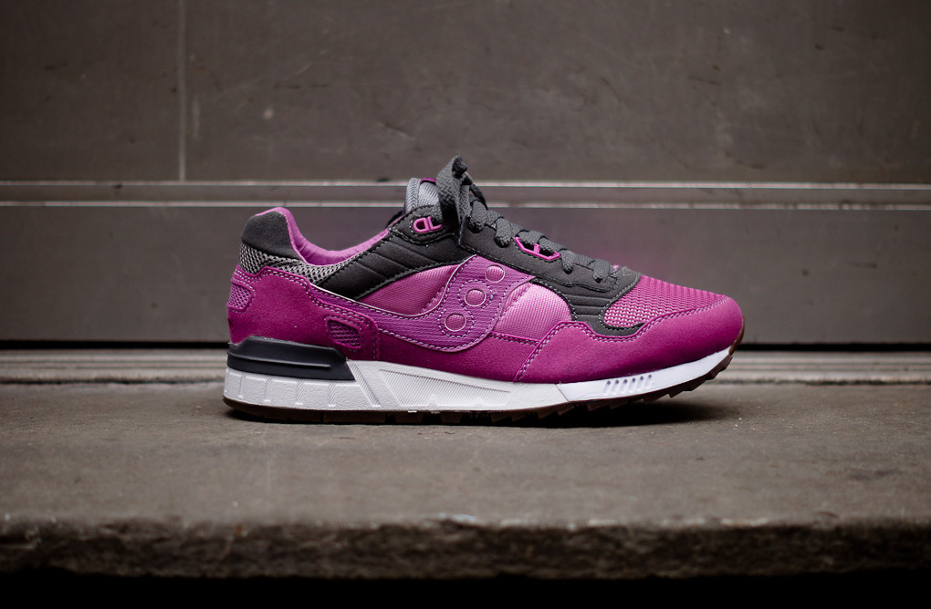 quality design fce14 eb078 Saucony x Solebox Shadow 5000 Pink/Grey Available | Sole ...