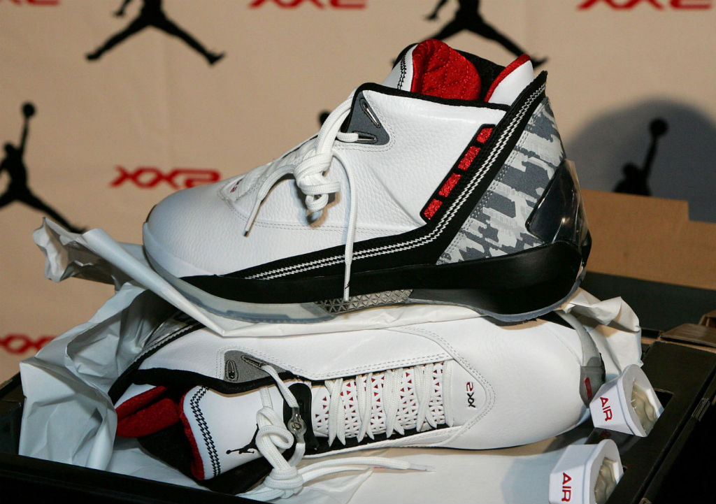 Flashback    Air Jordan XX2 Launch Event In 2007  4cc6912f12