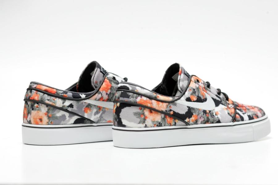 new arrival f42a1 6d318 Nike SB Zoom Stefan Janoski - Digi-Floral  Mandarin  - Release Date ...