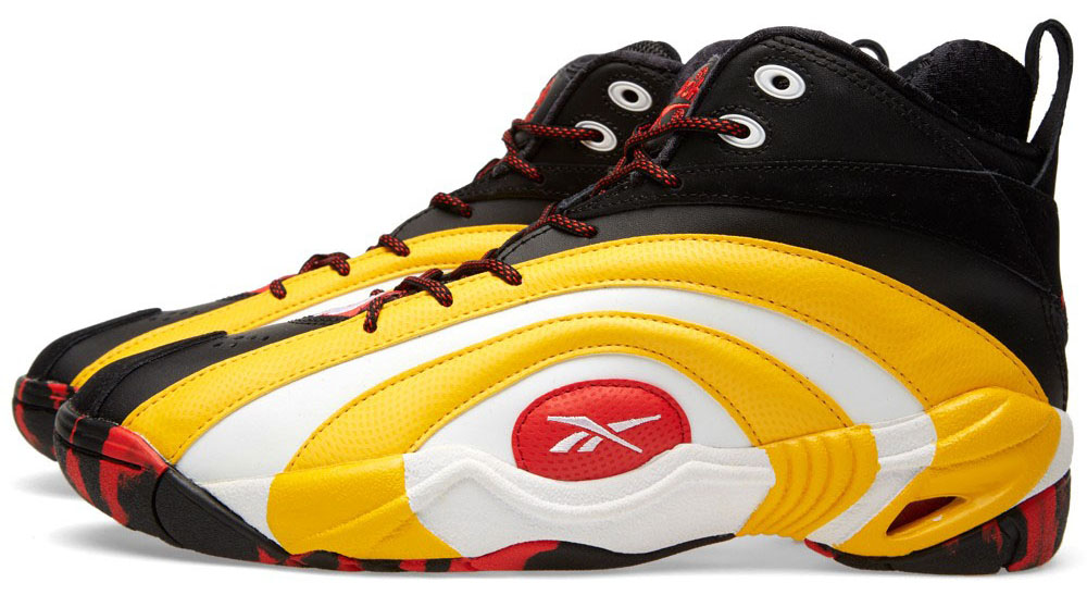 Reebok Shaqnosis Agent J Sole Collector