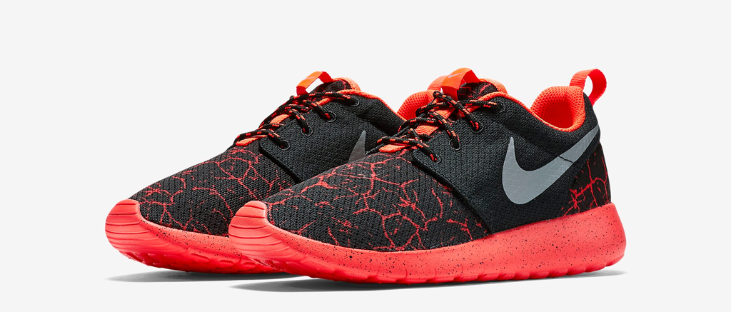 Roshe Run Lava Gs
