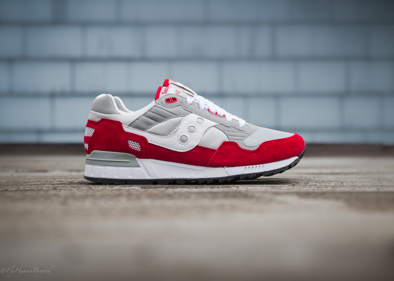 Saucony Shadow 5000 'Grey Pack'   Sole