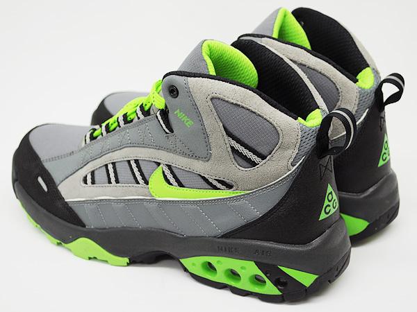 Nike Acg Air Umara Cool Grey Electric Green Black Dark