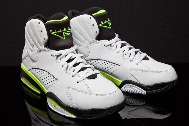 79c1f80f23a Nike Air Maestro Flight - White Black Volt. via Sneaker Freaker