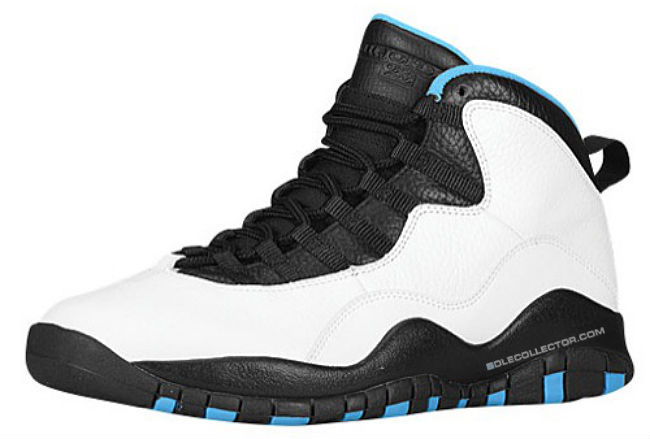 Air Jordan X 10 Retro Powder Blue 310805-106