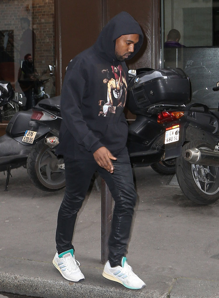 A History Of Kanye West Wearing Adidas Shoes Sole Collector