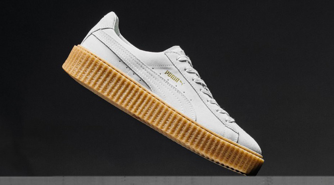 Rihanna s Puma Suede Creepers Are Coming in Men s Sizes  08965a6fb