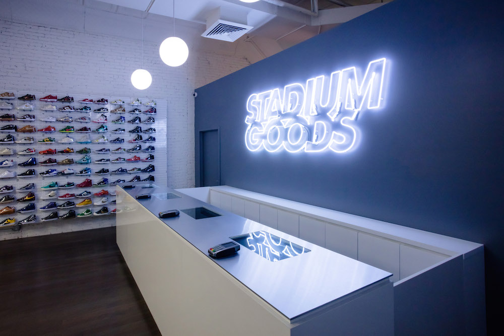 612acafb9e513 Stadium Goods  Say Hello to the Sneaker Shop Looking to Take Over ...