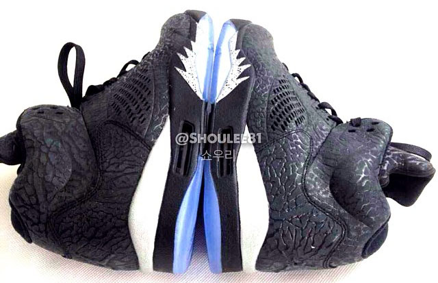 Air Jordan 3Lab5 Metallic (1)