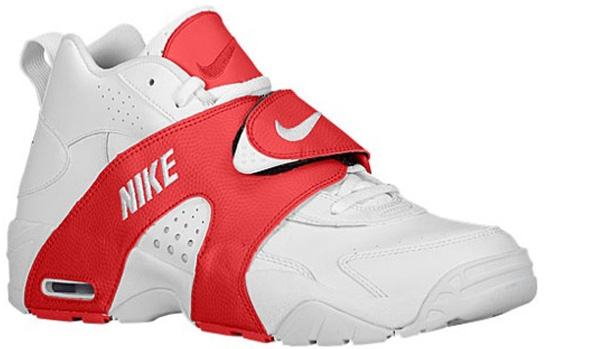 Nike Air Veer White/White-University Red