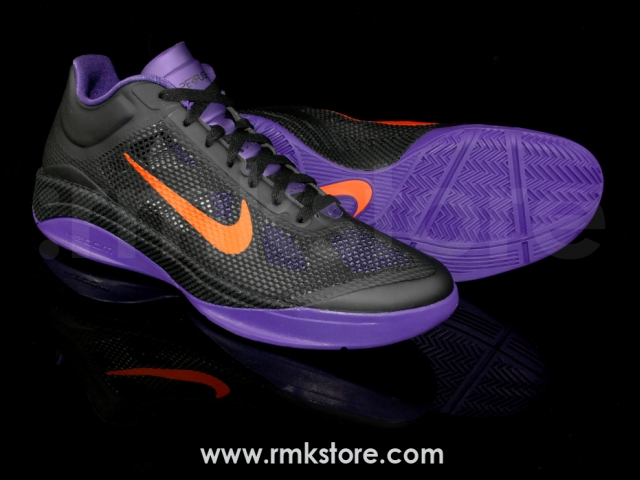 Nike Zoom Hyperfuse Low Steve Nash Player Edition 429614-009