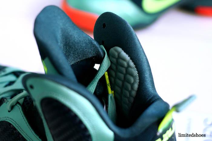 huge selection of 88c1c f4ad2 Nike LeBron 9 Cannon Volt Slate Blue Team Orange 469764-004 5