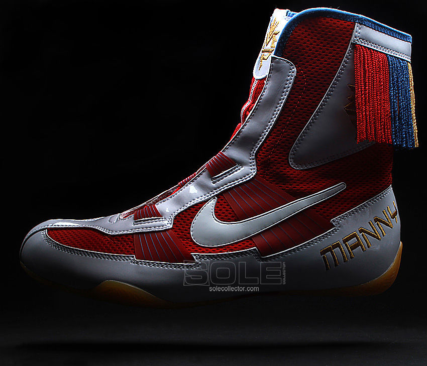 Fight Night Boxing Shoes