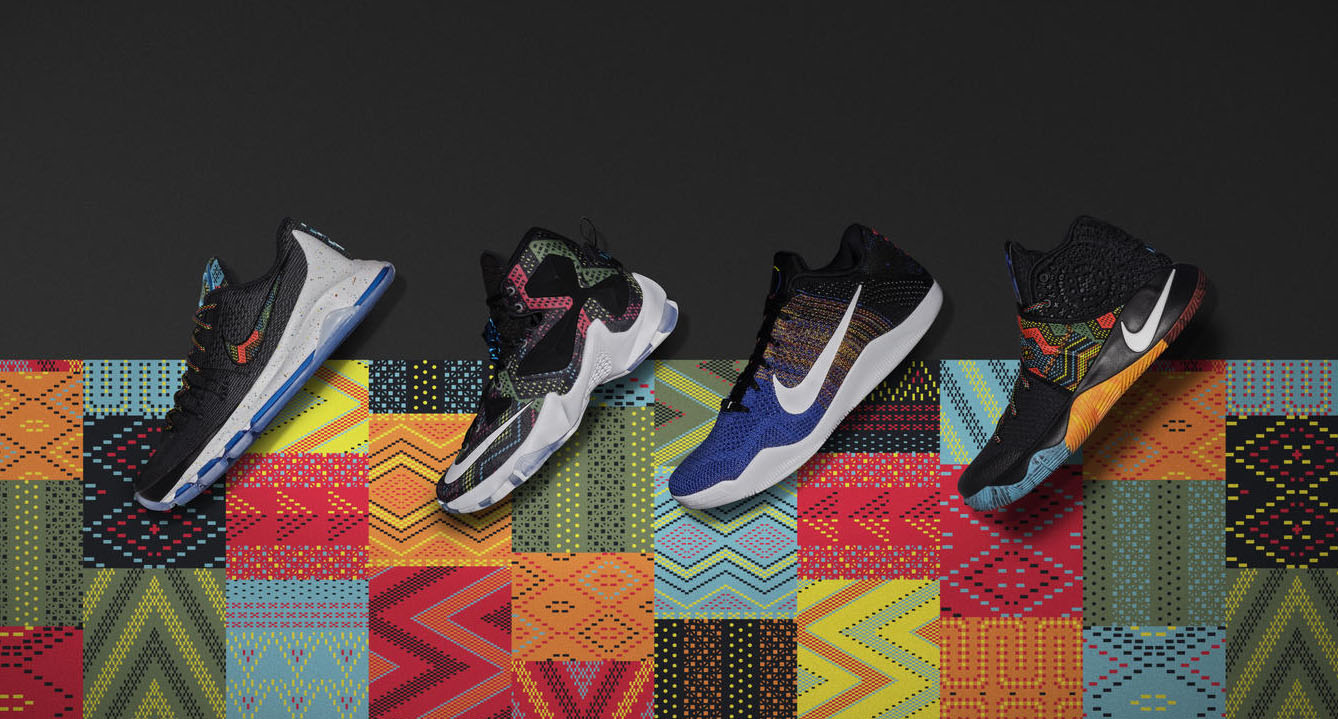 A Timeline of Nike Black History Month Shoes | Sole Collector
