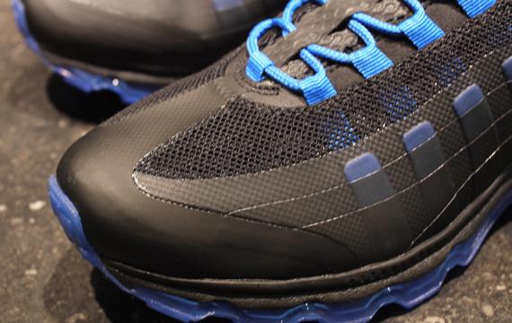 newest 001ed f02e0 Nike Air Max+ 95 BB - Black/Soar-Anthracite | Sole Collector