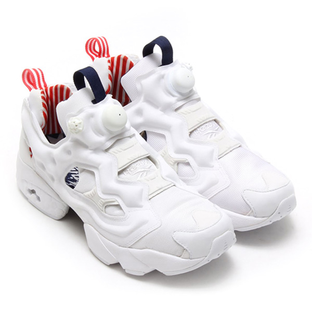 4dded239b74a atmos x Reebok Instapump Fury  Stars and Stripes
