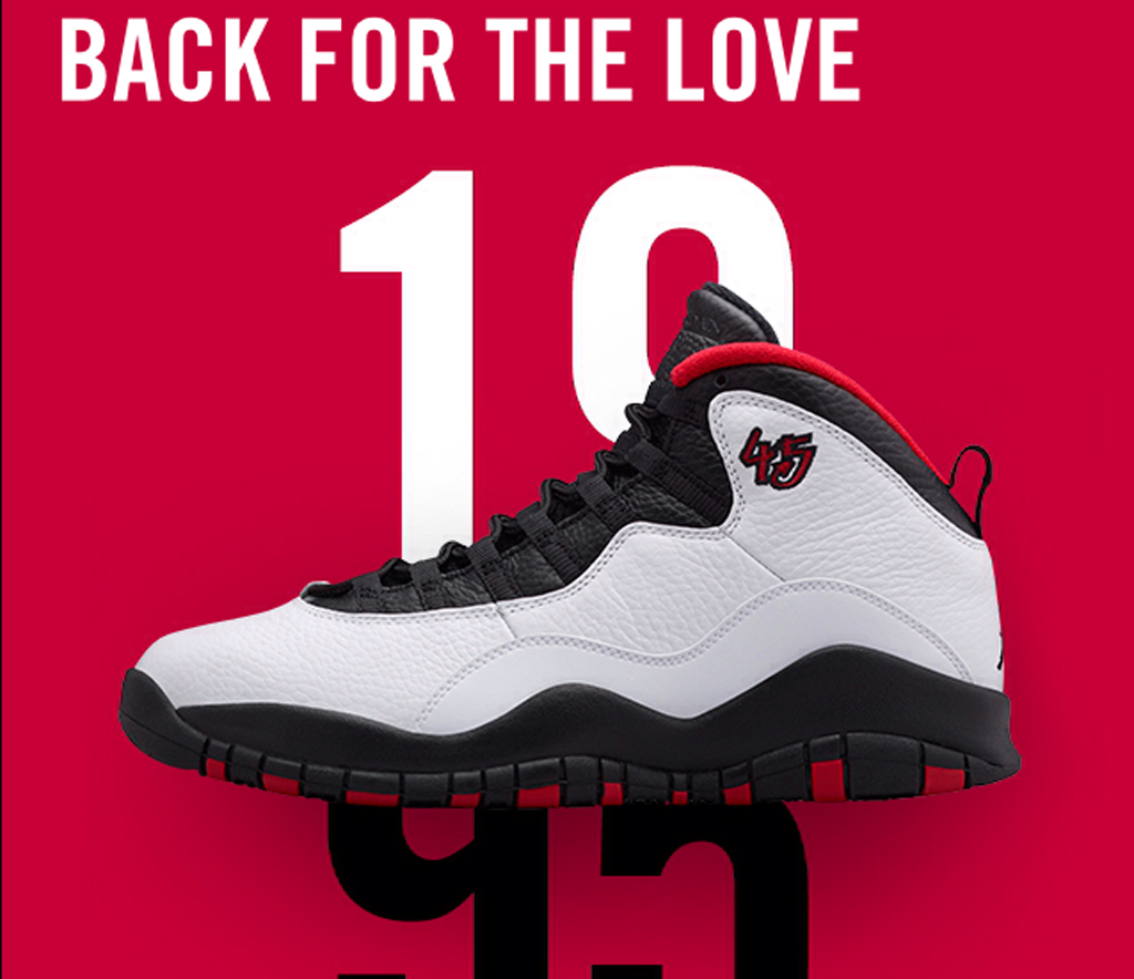 new product 859fe aa9fe How to Buy the 'Double Nickel' Air Jordan 10 Retro on ...