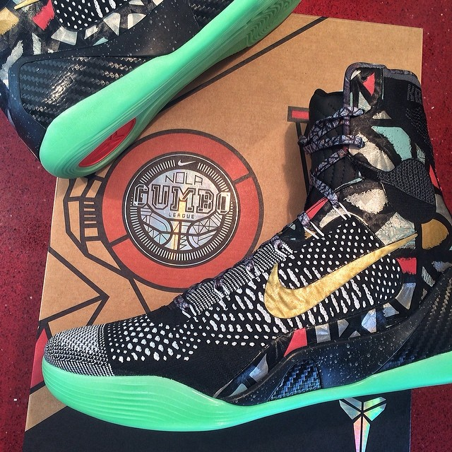 DJ Skee Picks Up Nike Kobe 9 Elite All-Star Maestro