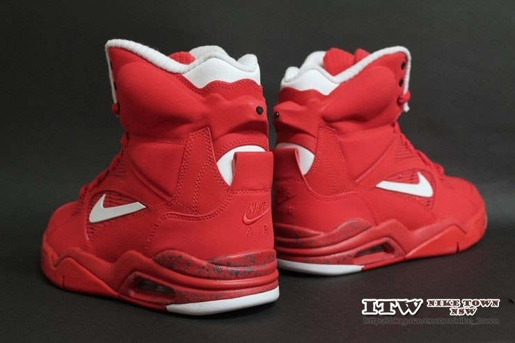 e8b81f621505ae Is the Air Command Force Nike s Next Red Hit